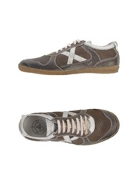 Munich Low Tops And Trainers Dark Brown