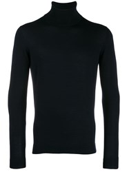 Nuur Turtleneck Jumper Blue