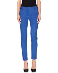 Perfection Trousers Casual Trousers Women Blue