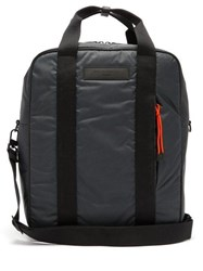 Want Les Essentiels Dorado Convertible Ripstop Backpack Charcoal