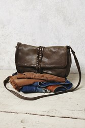 Free People Florence Distressed Crossbody