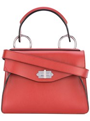 Proenza Schouler Small Hava Tote Women Calf Leather One Size Red