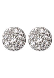 Fossil Vintage Glitz Earrings Silvercoloured