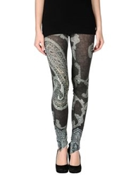 If Six Was Nine Leggings Dark Green