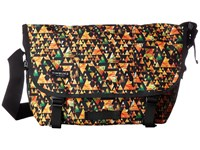 Timbuk2 Classic Messenger Print Medium Tech Triangle Messenger Bags Multi