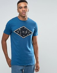 Globe Fenwich T Shirt Blue