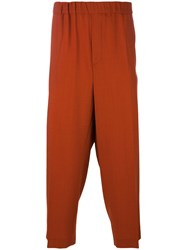 Mcq By Alexander Mcqueen Neukoeln Trousers Yellow Orange