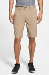 Hurley 'Dry Out' Dri Fittm Chino Shorts Cardboard