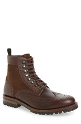 Frye Men's George Adirondack Boot With Genuine Shearling