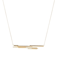 Monique Pean Yellow Gold Necklace