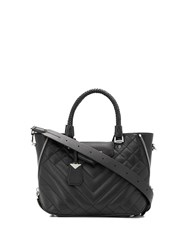 Michael Michael Kors Quilted Small Tote Bag Black