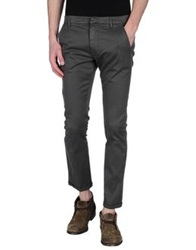 Gold Case By Rocco Fraioli Casual Pants Lead