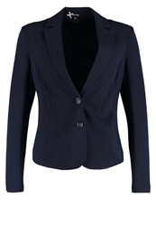 Comma Blazer Dunkelblau Dark Blue
