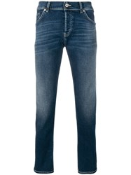 Dondup Mius Slim Fit Jeans Blue