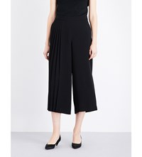 Osman Madison Wide Leg Trousers Black