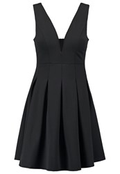 Wal G. Cocktail Dress Party Dress Black