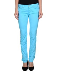Betwoin Casual Pants Turquoise