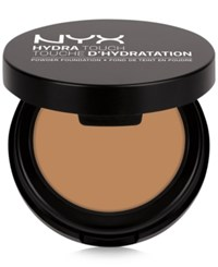 Nyx Hydra Touch Powder Foundation Tan