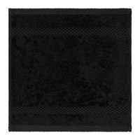 Amara Egyptian Cotton Towel Black