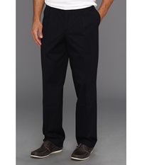 New Iron Free Khaki D3 Classic Fit Pleated Dockers Navy Men's Casual Pants