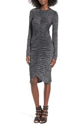 Leith Women's Ruched Front Dress