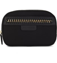 Stella Mccartney Nylon Make Up Bag Black