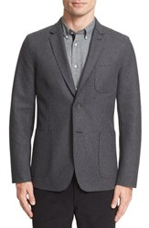 Rag And Bone Men's Fielding Deconstructed Wool Blend Blazer