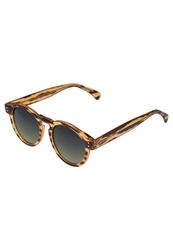 Komono Clement Sunglasses Lined Tortoise Brown