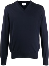 Brioni Long Sleeve Fitted Jumper 60
