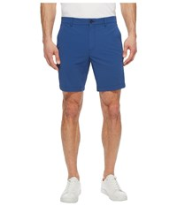 Perry Ellis Stretch Solid Tech Performance Short Bright Sapphire Shorts Blue