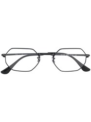 Ray Ban Octagonal Optical Glasses 60