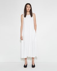 Christophe Lemaire Tent Dress Chalk