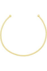 Arme De L'amour Sphere Gold Plated Choker
