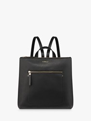 Fiorelli Finley Large Zip Top Backpack Black