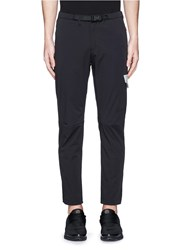 Icny 'Evolution' Reflective Pocket Pants Black