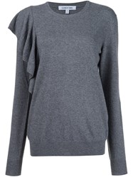 Elizabeth And James Orly Sweater Grey
