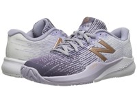 New Balance Wc996v3 Deep Cosmic Sky Bleached Sunrise Women's Tennis Shoes Purple