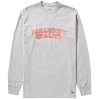 Bedwin And The Heartbreakers Long Sleeve Lurie Tee Grey