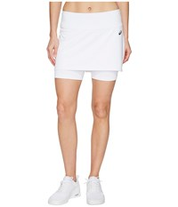 Asics Tennis Club Booty Skort Real White Women's Skort