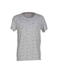 Anerkjendt Topwear T Shirts Men Light Grey