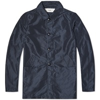 Folk Drop Pocket Light Mac Bright Navy