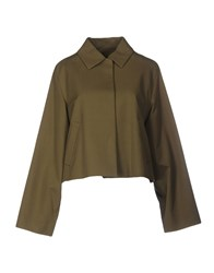 Philosophy Di Alberta Ferretti Suits And Jackets Blazers Women Military Green