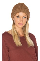 American Vintage Wixtonchurch Beanie Brown