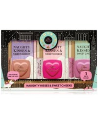 Too Faced 6 Pc. Naughty Kisses And Sweet Cheeks Multi