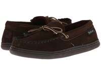 Woolrich Potter County Wood '14 Men's Slippers Brown