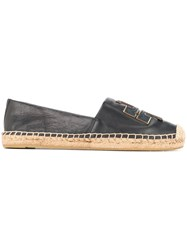 Tory Burch Ines Espadrilles Blue