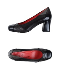 Pas De Rouge Pumps Dark Brown