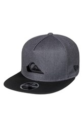 Quiksilver X New Era Stuckles Snapback Cap