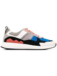 Moa Master Of Arts Colour Block Sneakers Grey