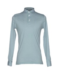 Giampaolo Polo Shirts Green